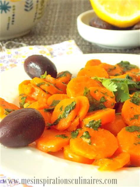 cuisine carotte salade de carottes la marocaine le cuisine de samar