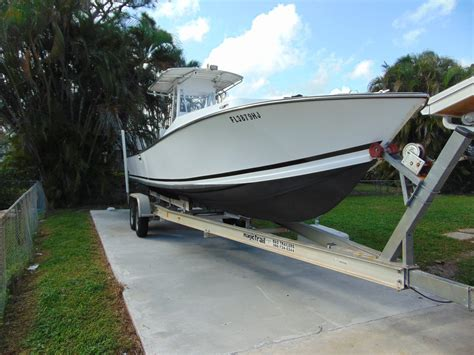 Sea Vee Boats For Sale Used by 1992 Used Sea Vee Center Consolecenter Console Center