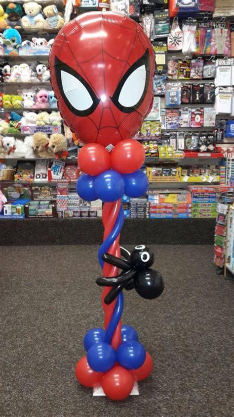 spider man spider birthday balloons balloons balloon