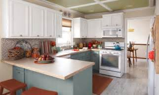 Two Tone Kitchen Cabinets Colors