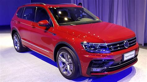 vw tiguan allspace pictures top  suv