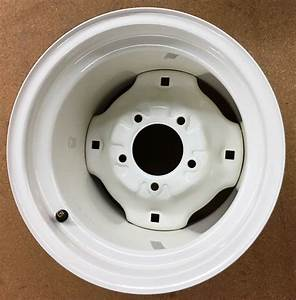 One 12 X 8 5 5 Bolt Cub Cadet Lawn Tractor Rim Wheel Fits