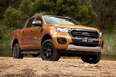 ford ranger named  dual cab wd ute   gearopen