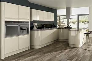 idee deco couleur cuisine With kitchen cabinets lowes with 4 murs papiers peints