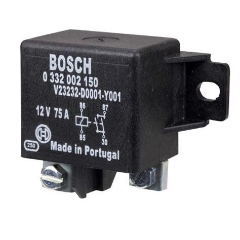 Power Relay Bosch Terminals Normally Open Perth