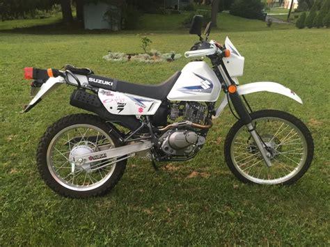 Suzuki Dr 200 For Sale by Suzuki Dr200 Motorcycles For Sale