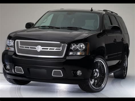 Chevrolet Tahoe 2011, A Sturdy Suv For