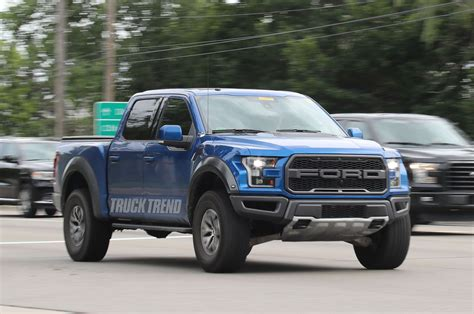 Ford F 450 Raptor new 2018 ford raptor and 2019 ford f 450 spied in dearborn