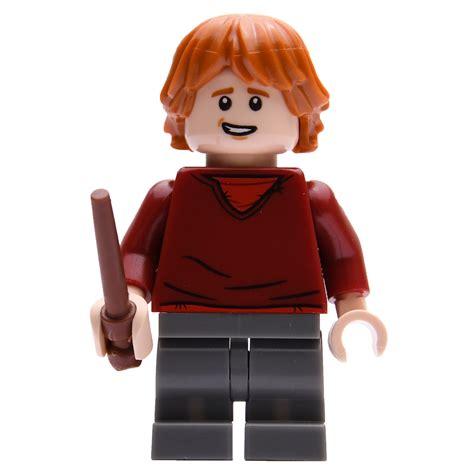 ron wemel  donker rode trui losseminifigurennl