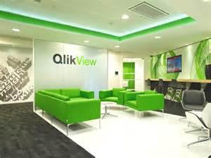 office design contemporary office design qliktech