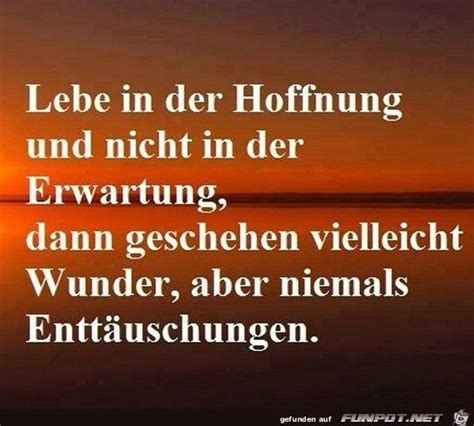 lebe in der hoffnung spr 252 che inspirational quotes