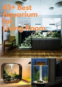 Best Aquarium Design For Living Room  With Images