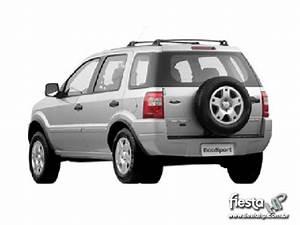 Ford Ecosport 2005 Foto  Im U00e1genes Y Video Revisi U00f3n  Precio