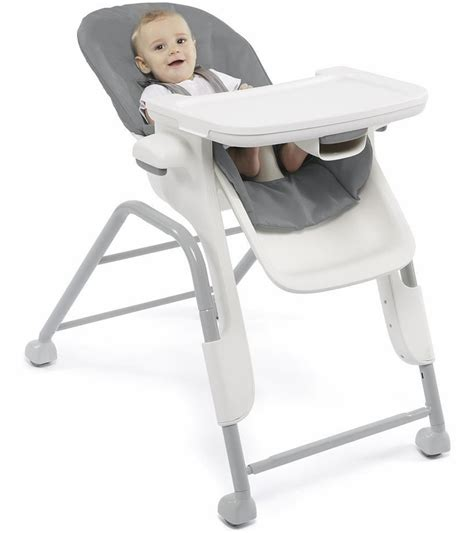 seedling crafts oxo tot seedling high chair graphite gray