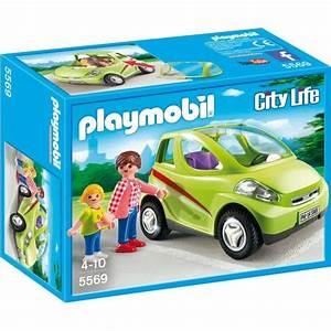 Jeux De Voiture City : playmobil 5569 voiture ville achat vente univers miniature cdiscount ~ Medecine-chirurgie-esthetiques.com Avis de Voitures