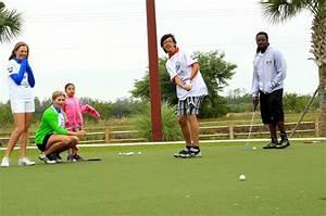 FGCU doubleheader serves up volleyball, golf instruction ...