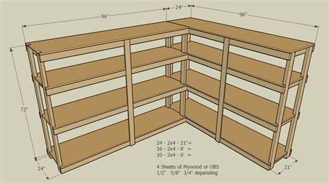 large preview   model  storage shelf  diy storage shelves basement storage