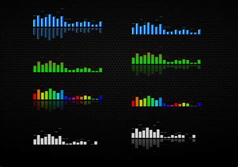 Animated Equalizer Wallpaper - cool equalizer animated multi color by mystica 264 on