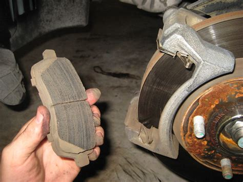 ford fiesta front brake pads replacement guide