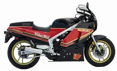 Suzuki Gamma Wolf Rg 500 Walter 1987