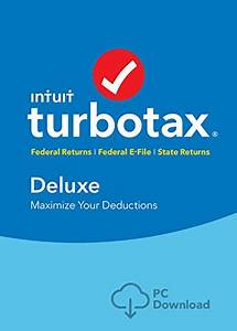 Turbotax Home Business 2015 Federal State Taxes Fed