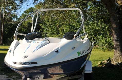 Sea Doo Boat Weeds by Sea Doo Speedster 200 2005 For Sale For 15 850 Boats