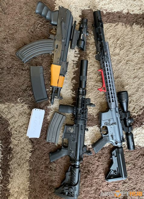 Many rifs. OFFERS WELCOME - Airsoft Hub Buy & Sell Used ...