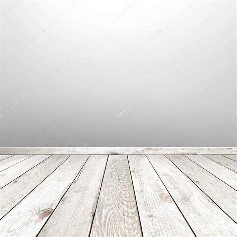 vide chambre vide chambre avec parquet délavé et un mur gris blanc