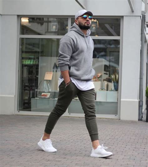 30 Casual Men Outfits with White Sneaker - Fashionetter