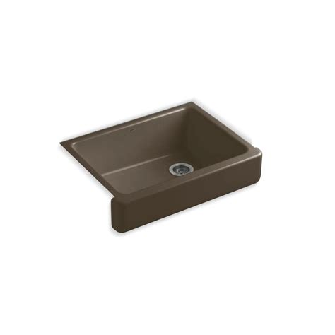 Kohler Whitehaven Apron Sink 30 by Kohler Whitehaven Undermount Farmhouse Apron Front