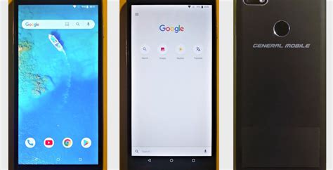 Go Mobile Android by Exclusive This Could Be General Mobile S Android Go