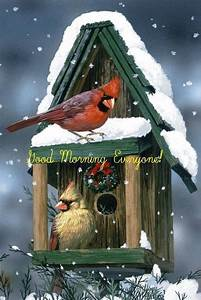 morning everyone winter quote pictures photos and
