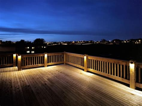 Laundry Room Knobs, Led Deck Lighting Ideas Outdoor Deck