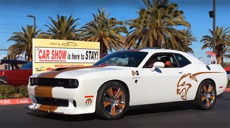Check This Mr. Norm's 2017 GSS HURST Hellcat SRT Challenger