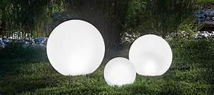 Leuchtkugeln Garten Solar : solar leuchtkugeln zur gartengestaltung ~ Sanjose-hotels-ca.com Haus und Dekorationen