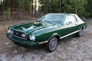 Mr. Clean's Mustang: 1977 Ford Mustang II Ghia