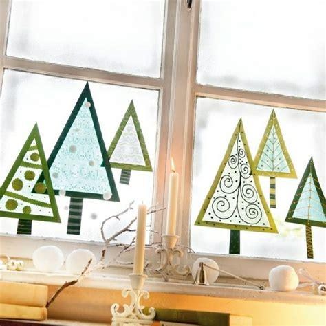 Edle Fensterdeko Weihnachten by Fensterdeko Weihnachten Tolle Und Einfache Last Minute Ideen