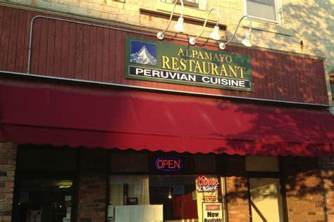 restaurant ma cuisine alpamayo restaurant ma photo from boston 39 s