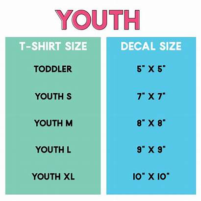 Decal Shirts Onesies Vinyl Youth Tips Totes