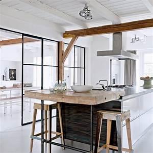 Des idees pour creer une cuisine scandinave marie claire for Idee deco cuisine avec plateau bois scandinave