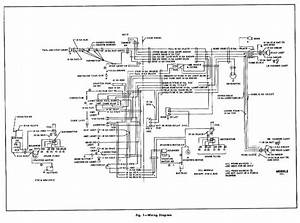 Chevrolet Chevy 1954 Truck Wiring Electrical Diagram