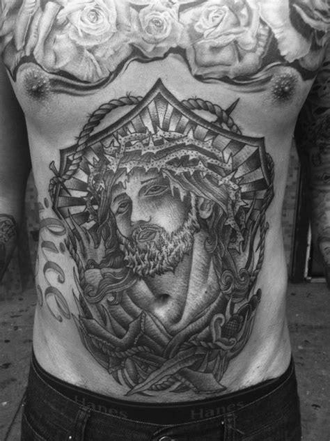 30 Original Stomach Tattoos