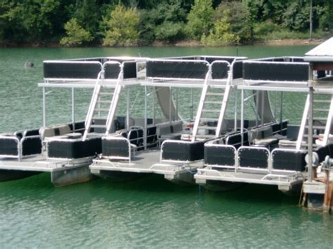 Pontoon Boats Double Decker by High Quality Double Deck Pontoon 11 Double Decker Pontoon