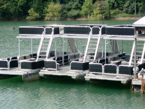 high quality double deck pontoon 11 double decker pontoon