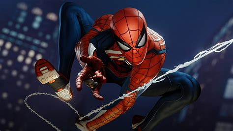4k Spiderman Ps4, Hd Games, 4k Wallpapers, Images, Backgrounds, Photos And Pictures