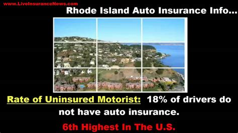 Compare cheap car insurance quotes and save on your u.s. Rhode Island Insurance - YouTube