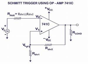 Schmitt Trigger Hysterese Berechnen : 17 best images about electronic circuits on pinterest semiconductor materials circuit diagram ~ Themetempest.com Abrechnung