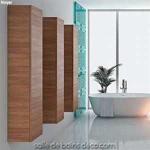 Armoire Salle De Bain Bois : armoire colonne murale chiusa bella bois ou couleur achat vente sur salle de bains ~ Melissatoandfro.com Idées de Décoration