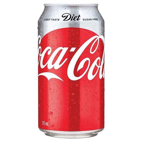 Coca Cola Diet Coke Can 375ml  Soft7020  Cos Complete