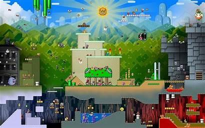 Mario Super Wednesday Gaming Bros Nintendo Wallpapers
